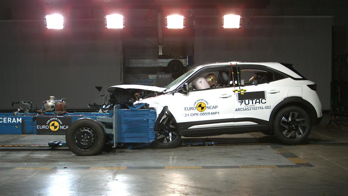 Informe de Seguridad: Opel Mokka