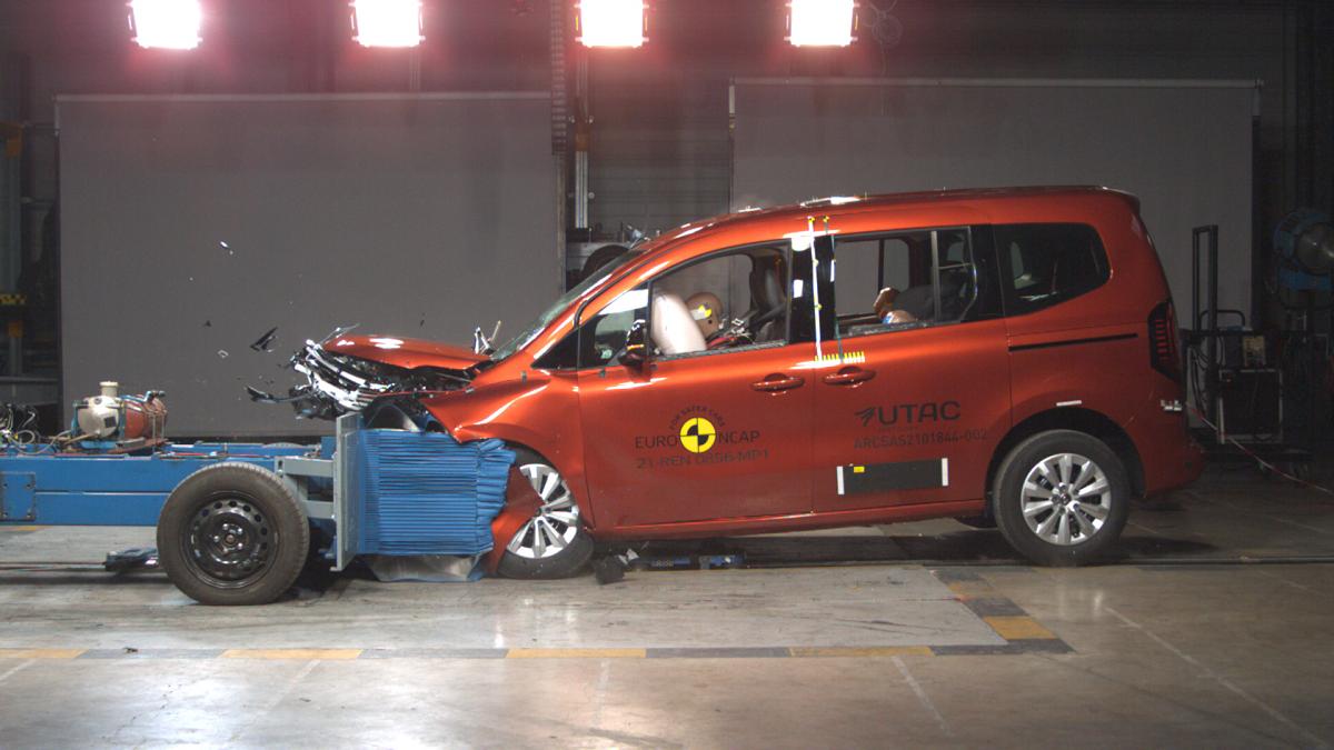 Informe de Seguridad: ¿Es segura la Renault Kangoo?