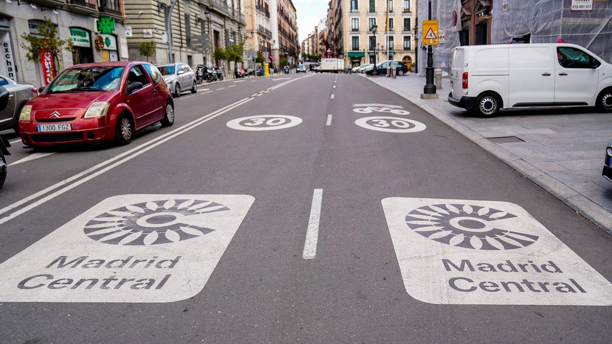 Nueva normativa de movilidad Madrid 2021
