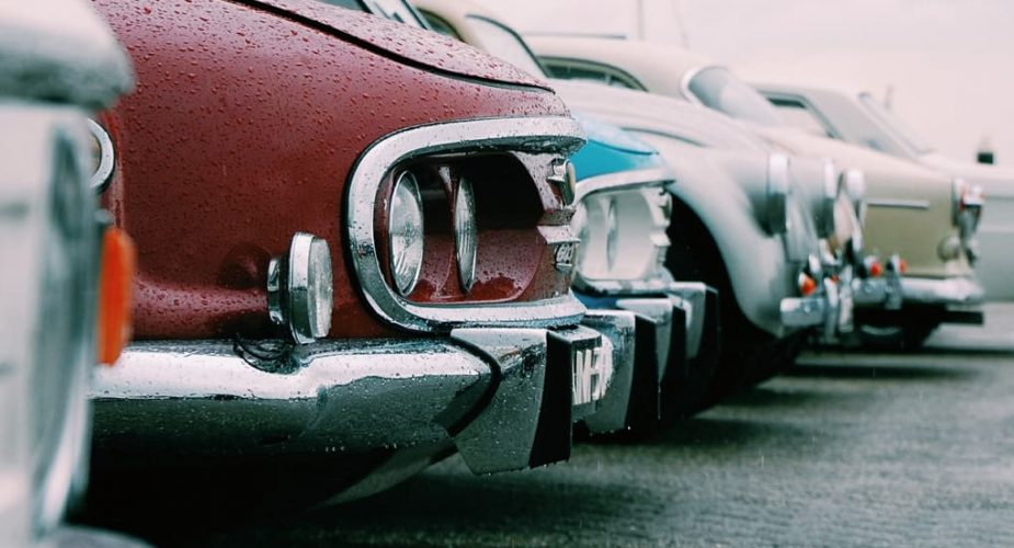 coches concentración madrid